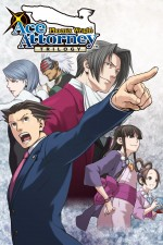 Phoenix Wright: Ace Attorney Trilogycover