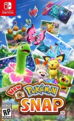 New Pokémon Snapcover