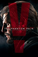 Metal Gear Solid V: The Phantom Paincover
