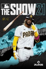 MLB The Show 21cover