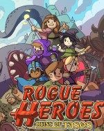 Rogue Heroes: Ruins of Tasoscover
