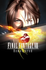Final Fantasy VIII Remasteredcover