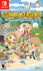 Story of Seasons: Pioneers of Olive Towncover
