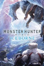 Monster Hunter World: Icebornecover