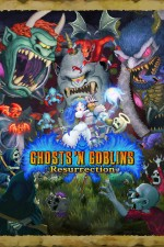 Ghosts 'n Goblins: Resurrectioncover