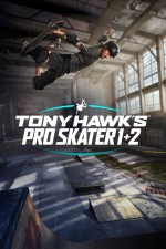 Tony Hawk's Pro Skater 1 And 2cover