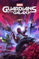 Marvel's Guardians of the Galaxycover