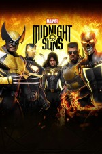 Marvel's Midnight Sunscover