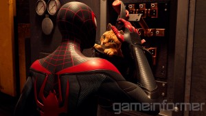 Exclusive Look At Miles' Feline Friend In Marvel's Spider-Man: Miles Morales
