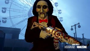 Call Of Duty: Haunting Of Verdansk Event Adds Saw's Jigsaw, Texas Chainsaw Massacre Skins
