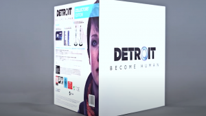 Detroit: Become Human Collector's Edition For PC Revealed, Limited-Time Only
