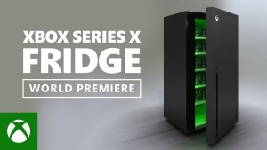 Microsoft Is Giving Away An Actual Xbox Series X Fridge To Outmeme The Memes