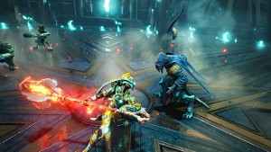 Godfall Review – A Soulless Warrior