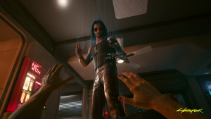Cyberpunk 2077 Latest Preview: Keanu Reeves, Guns Galore, And Driving Woes