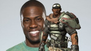 Borderlands Movie Officially Casts Kevin Hart As Roland