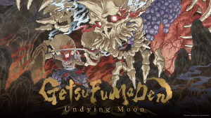 A New Konami Game, Getsufumaden: Undying Moon, Is Coming To Steam And Switch