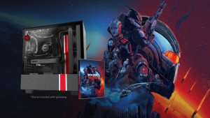 Win A Free Custom Mass Effect Legendary Edition PC Build From BioWare And NZXT