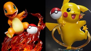 "Incredible Pokémon Pikachu And Charmander ""Life-Sized"" Statues Revealed"