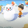 How To Get Large Snowflakes In Animal Crossing: New Horizons