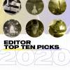 Editor Top 10 Picks Of 2020