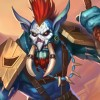 Check Out An Exclusive Hearthstone: Mercenaries Reveal, Shadow Hunter Vol'Jin