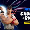 Street Fighter's Chun-Li And Ryu Coming To Fortnite Soon