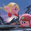 Super Smash Bros. Ultimate Pyra/Mythra Showcase Reveals New Stage, Kirby Copy, And More