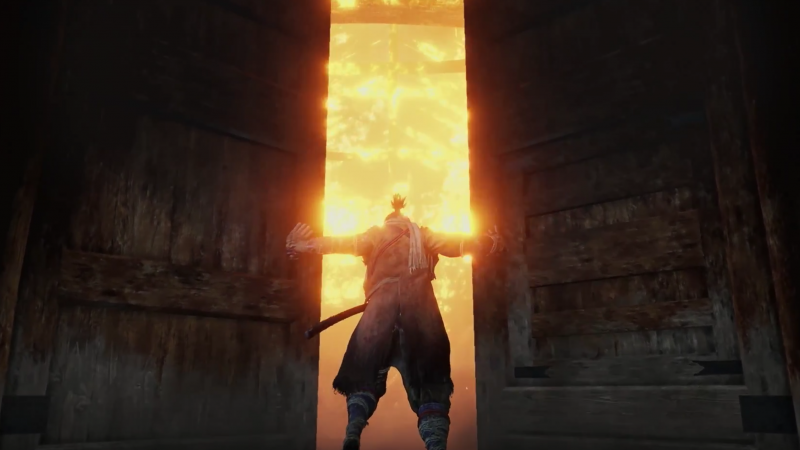 From Software Unveils Ninja Action Game Sekiro: Shadows Die Twice