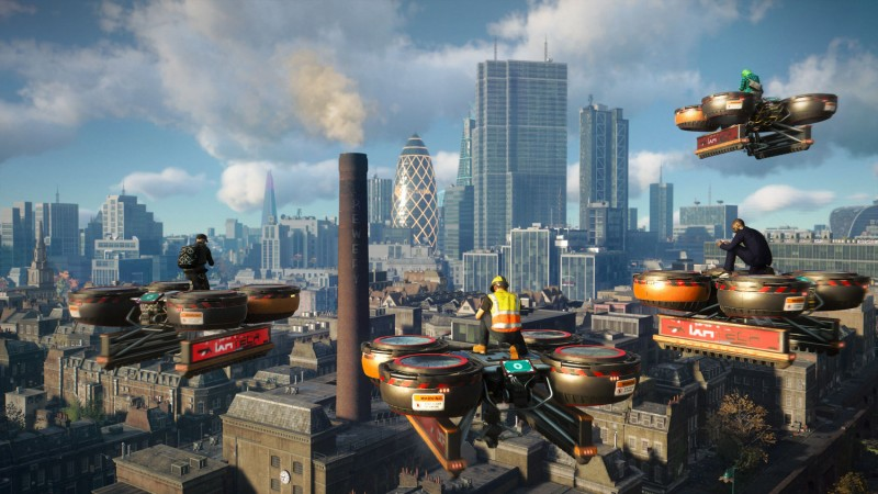 Aiden And Wrench Joining Watch Dogs Legion S Post Launch Plans Game Informer