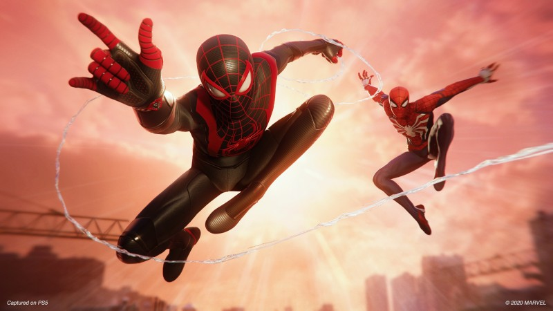 Marvel's Spider-Man: Miles Morales Exclusive Coverage - Game Informer