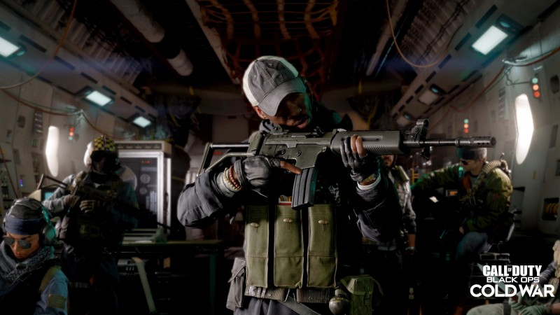 Call Of Duty Black Ops Cold War Beta Feels Great Sounds Off Game Informer