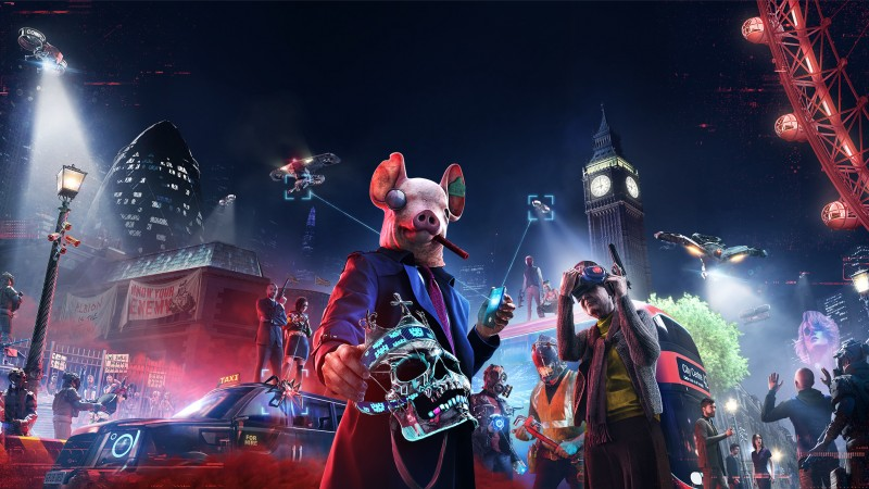 wdl keyart rgb - Watch Dogs: Legion Review – A Successful Team-Building Exercise
