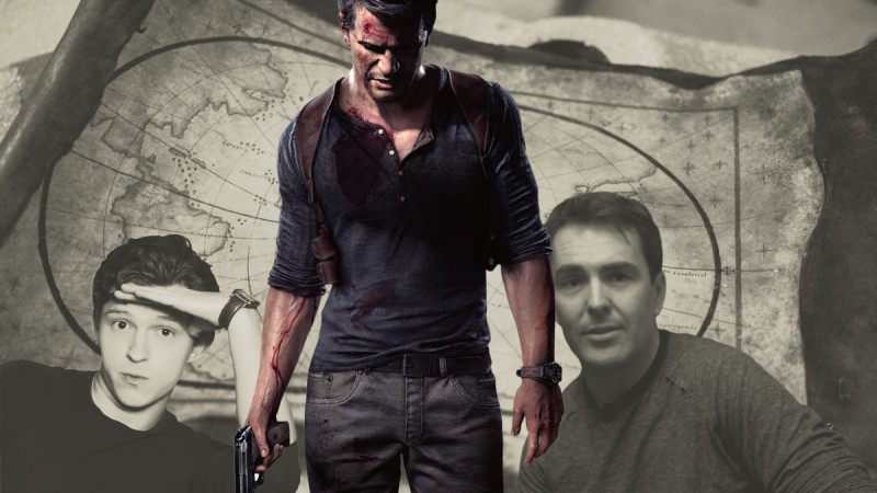 Nolan North Reveals New Uncharted Movie Pictures, Tells Us A Little About Recent Visit