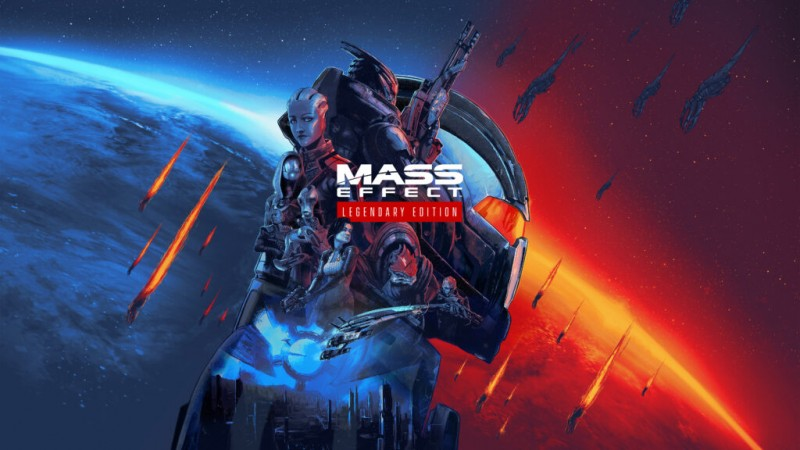 Mass Effect Trilogy Remaster Finally Revealed With Legendary Edition