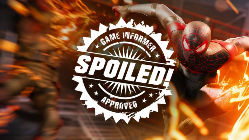 Marvel's Spider-Man: Miles Morales Spoilercast