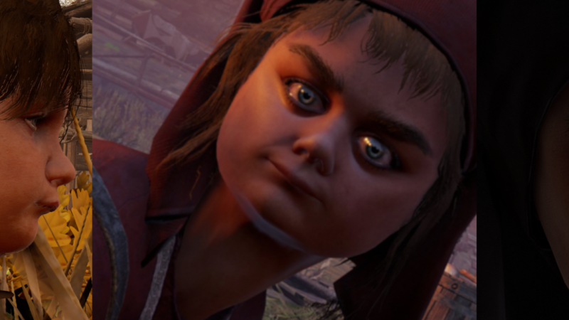 The Children In Assassin's Creed: Valhalla Are Terrifying