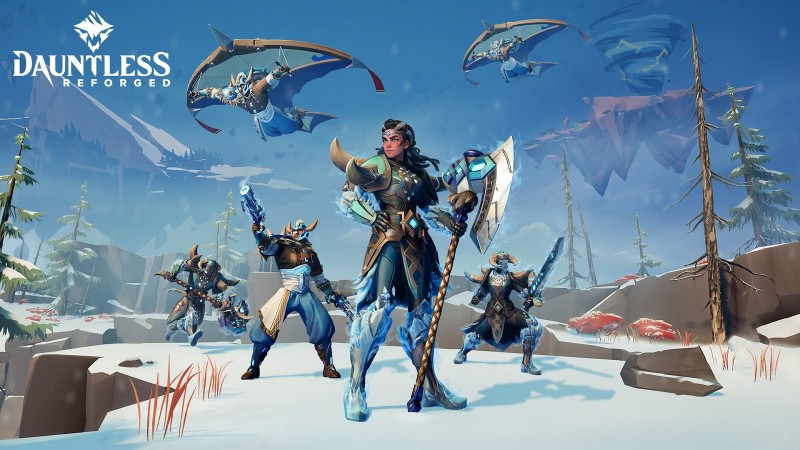 Dauntless Goes Open World Today