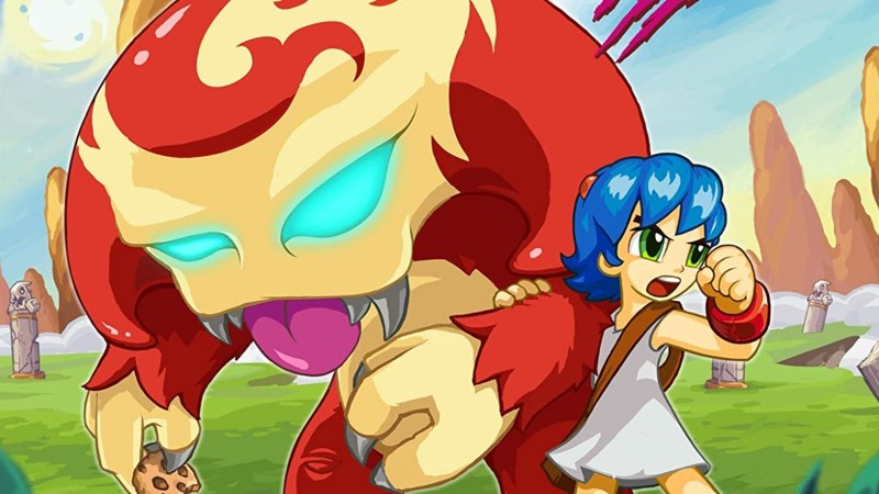 DS Platformer Monster Tale Getting Modern Re-Release This Year