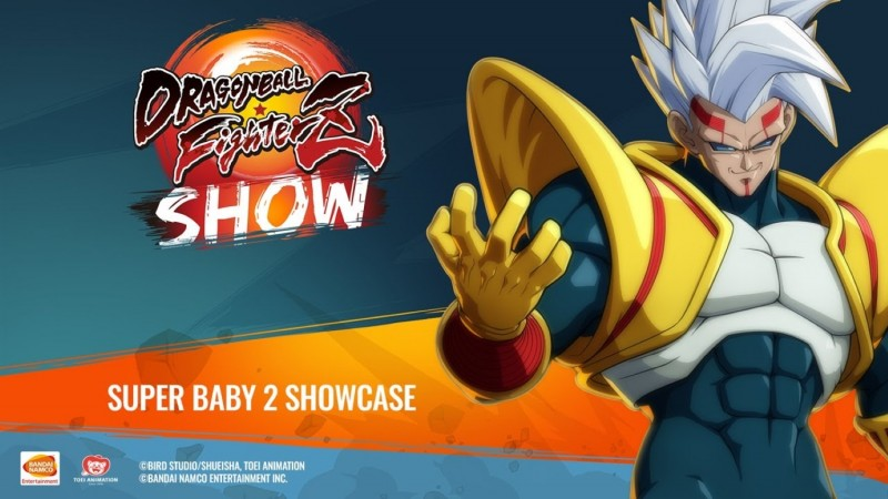 New Dragon Ball FighterZ Super Baby 2 Gameplay Footage Revealed