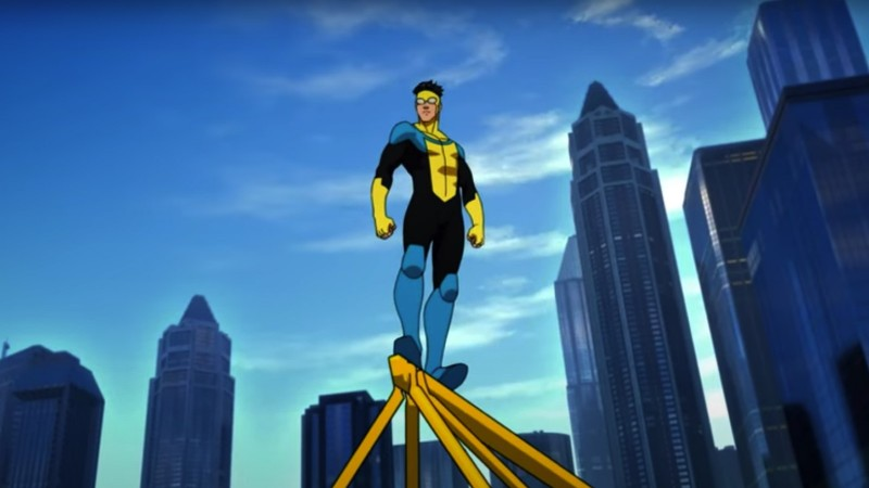 """Amazon's """"Invincible"""" Set To Debut In March"""