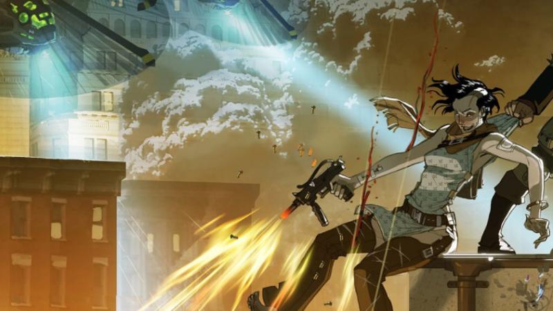 Canceled Jade Empire Spiritual Successor Concept Art From BioWare Revealed