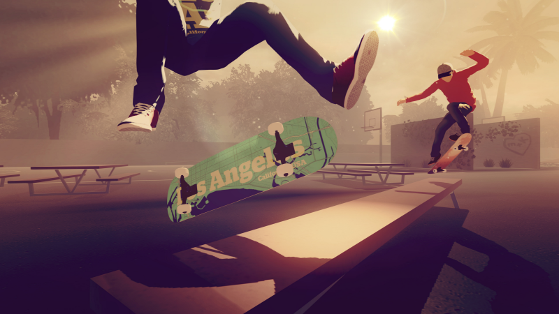 Skate City Is Coming To Console and PC