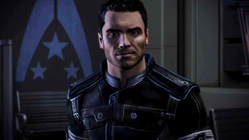 BioWare Says Kaidan's Male Shepard Romance Wasn't Cut, It Was Never Planned 2