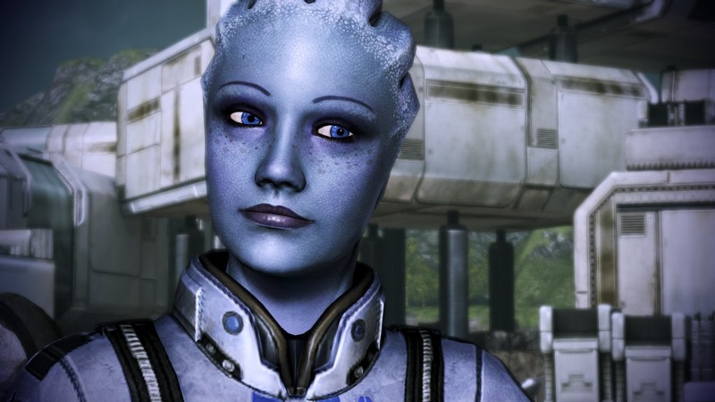 Why Liara's Changes In Mass Effect Legendary Edition Are Important Despite Being Small 2