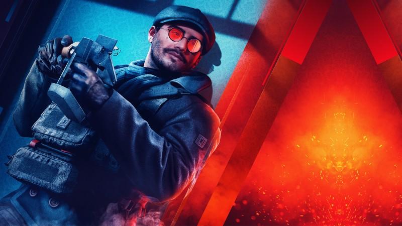 Hands-On With Rainbow Six Siege: Crimson Heist — New Attacker Flores, Border Map Rework 2
