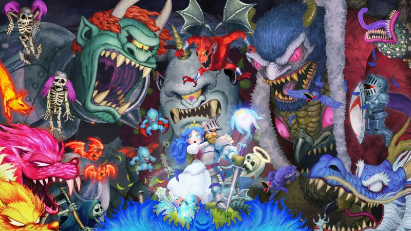 Ghosts 'N Goblins: Resurrection Overview – The Magnificence Of Nostalgia