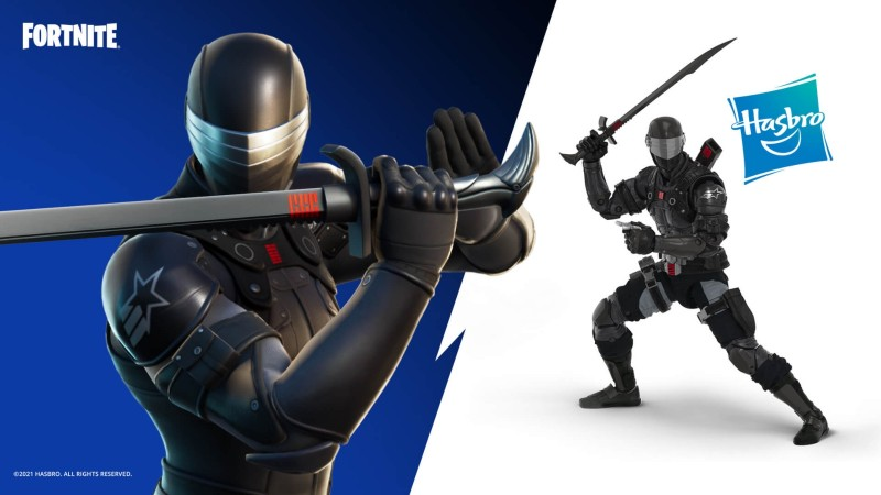 Hasbro And Epic Games Extend Partnership, Expect New Fortnite Figures, Vehicles, And More