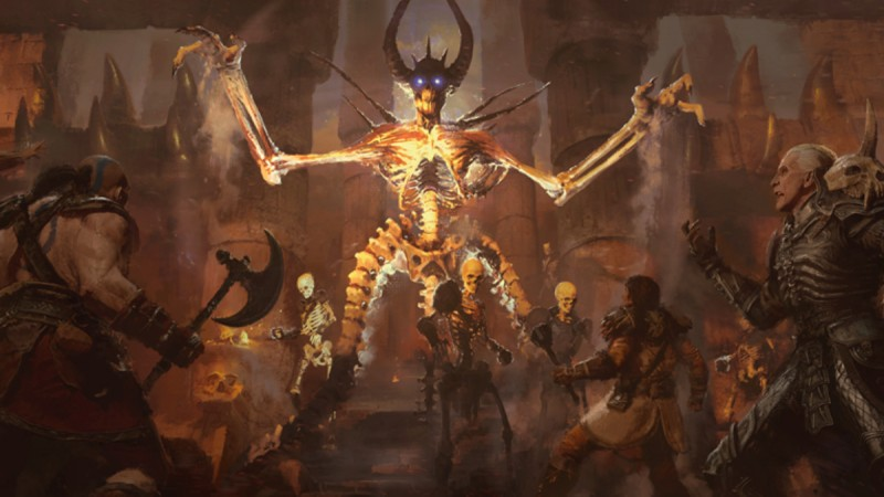 Don't Fall For Fake Diablo II: Resurrected Alpha Invites, Warns Blizzard