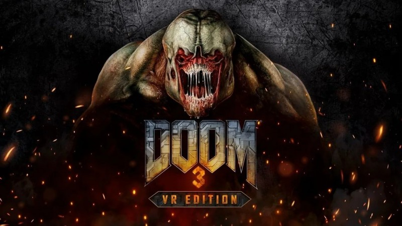 Doom 3 VR Announced With New Shaders, Textures, And More For PSVR