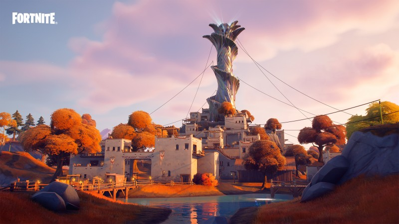 Golden Llama Fortnite Season 6 Fortnite Season 6 Where To Find Golden Artifacts Near The Spire Game Informer